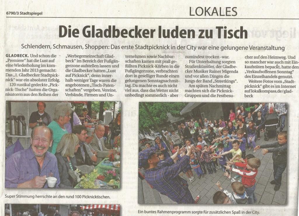 Zauberer Gladbeck