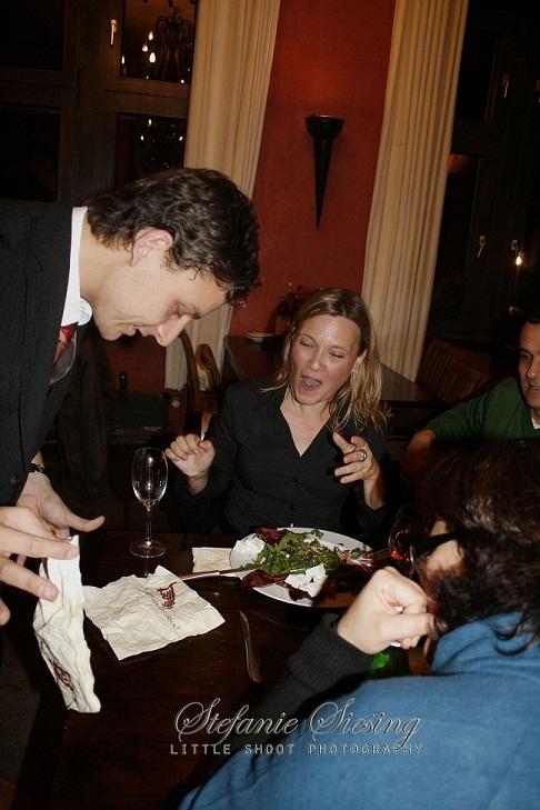 Tisch Zauberer in Essen