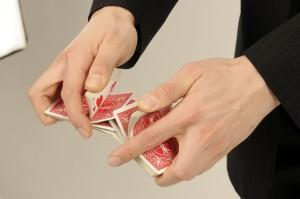 Zauberei in Gladbeck