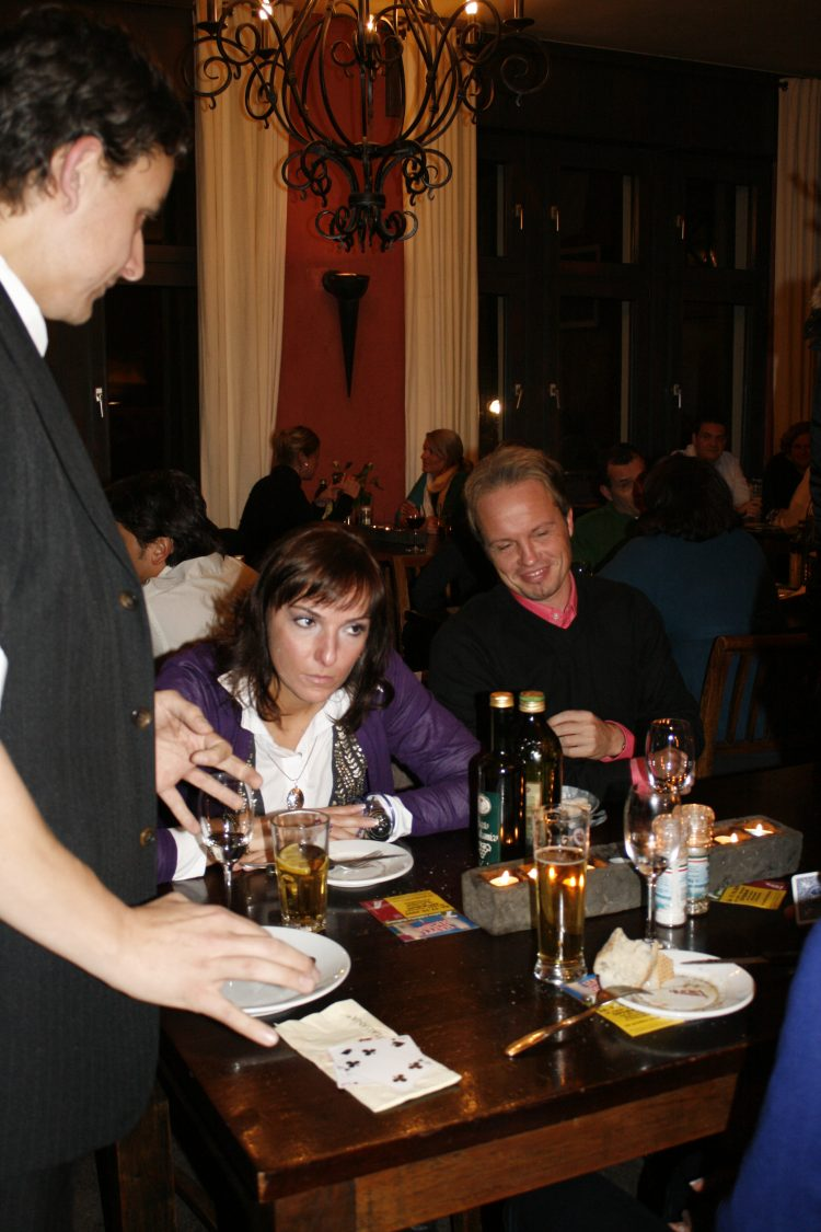 Zauberkünstler in Essen