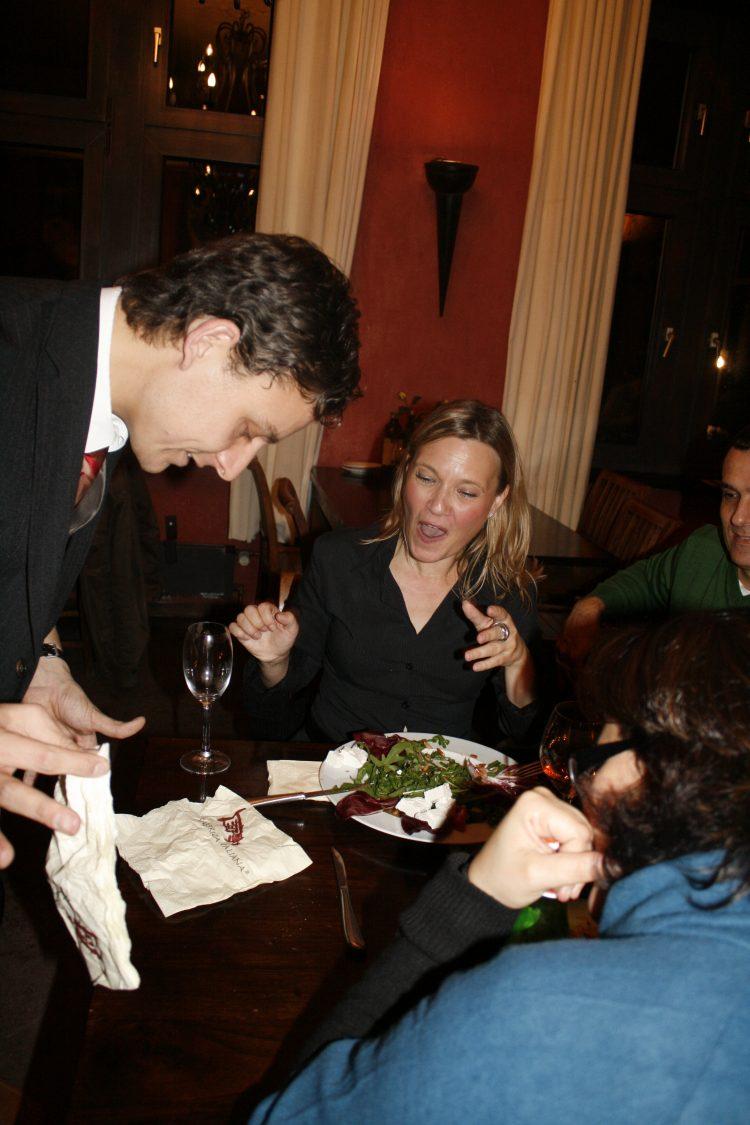 Zauberkünstler in Essen beim Galadiner (6)