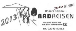 Radreisen Gladbeck