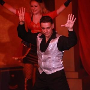 Im Theater : Musical Zauberer