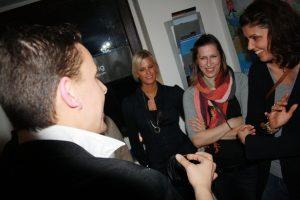 Zauberer in Dortmund beim Firmenfeier