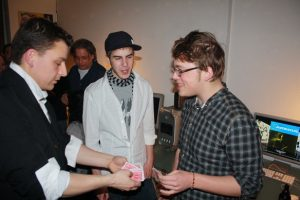 Firmenfeier mit Zauberkünstler in Gelsenkirchen