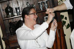 Lachen und Staunen auf dem Gala in Duisburg mit Zauberer LIAR