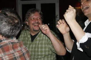 Publikum begeister beim Gala mit Zauberer LIAR