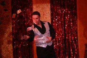 Zaubershow der Extraklasse mit Zauberkünstler LIAR