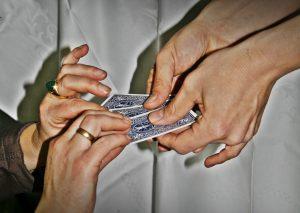 Kartentrick : Zauberkünstler Geburtstag NRW
