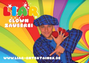 Kinderzauberer für Kindergeburtstag in Oberhausen buchen